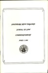 Commencement Program: June 5, 1993