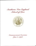 Commencement Invitation: June 4, 1994 by No Author