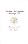 Commencement Program: June 6, 1998 by No Author