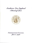 Commencement Invitation: June 5, 1993