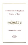 Commencement Program: May 29, 2004 by No Author